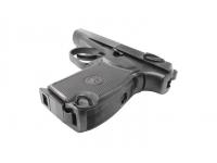 Пневматический пистолет МР-658К (с блоубэком) 4,5 мм рукоять