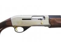 Ружье Bernardelli Mega Silver 12/76, п/а-газ, дерево, ствол 760 мм (30)(в коробке) - ствольная коробка