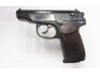 Травматический пистолет ИЖ-79-9Т 9мм Р.А. №0433717258