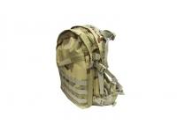 Рюкзак Маршевый косая молния 3-Color Desert вид слева