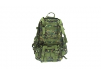 Рюкзак с тремя сумками Digital Woodland