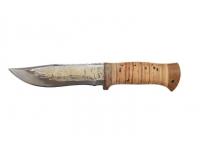 Нож НС-28 позолота Златоуст