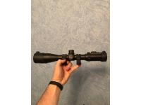 Прицел оптический Accushot Leapers 4-16x44 AO с подсветкой и кольцами 30мм Санкт-Петербург