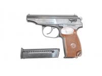 Служебный пистолет МР-471 10х23Т вид слева