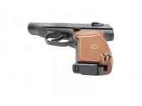 Служебный пистолет МР-471 10х23Т вид снизу