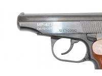 Служебный пистолет МР-471 10х23Т гравировка