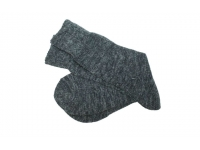 Носки теплые серые ВУ - 1