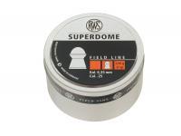 Пули пневматические RWS SUPERDOME 6,35 мм 2,0 грамма (200 шт.)