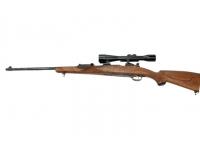 Карабин Mauser 98k(оригинальное ложе + прицел Zeiss) 8x57JS №5053