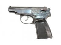 Травматический пистолет Иж-79-9т 9P.A. (десятизарядный) №0533780821