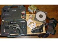 Револьвер Gletcher SW R4