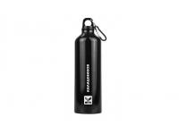 Бутылка Калашников для воды 770 мл (с карабином, черная)