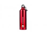 Бутылка Калашников для воды 770 мл (с карабином, красная)