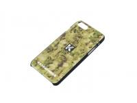 Чехол для телефона iPhone 7/8 с логотипом к. Калашников (камуфляж)