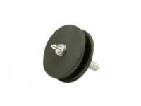 Вишер Bore Tech для патронника универсальный (резьба папа 8/32, резиновый, черный)