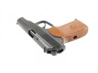Травматический пистолет МР-80-13Т .45 Rubber, без дополнительного магазина вид сзади