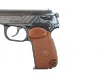 Травматический пистолет МР-80-13Т .45 Rubber, без дополнительного магазина рукоять