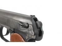 Травматический пистолет МР-80-13Т .45 Rubber, без дополнительного магазина курок
