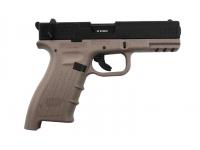 Оружие списанное охолощенное К-17-СО (песочный) под патр.св/звук.дейст.кал.10ТК (КУРС-С) вид справа