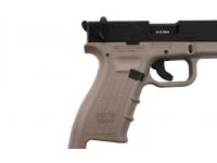 Оружие списанное охолощенное К-17-СО (песочный) под патр.св/звук.дейст.кал.10ТК (КУРС-С) рукоять