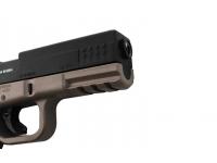 Оружие списанное охолощенное К-17-СО (песочный) под патр.св/звук.дейст.кал.10ТК (КУРС-С) дуло