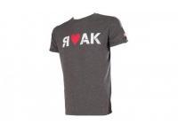 Футболка Калашников I love AK XL (хлопок 95%, эластан 5%)