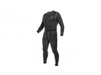 Гибридное белье Baikal TW - Thermo Warm S/46 (Hybrid)(черно-белое)