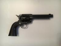 Пневматический револьвер Umarex Colt Single Action Army (SAA) .45 BB Antique (5,5