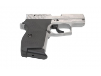Травматический пистолет Гроза-01 нерж. 9 мм Р.А. - магазин