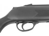 Пневматическая винтовка Hatsan Alpha 4,5 мм (3 Дж)(пластик, переломка) спуск.крючок