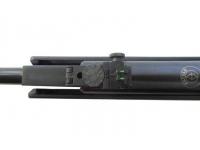 Пневматическая винтовка Hatsan Striker Alpha 4,5 мм (3 Дж)(пластик, переломка) ствол
