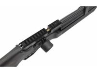 Пневматическая винтовка Hatsan FLASH 5,5 мм (3 Дж)(PCP, пластик) вид сверху