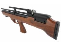 Пневматическая винтовка Hatsan FLASHPUP 5,5 мм (3 Дж)(PCP, дерево) приклад