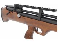 Пневматическая винтовка Hatsan FLASHPUP 5,5 мм (3 Дж)(PCP, дерево) цевье