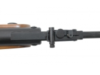 Пневматическая винтовка МР-515 Барракуда 4,5 мм целик