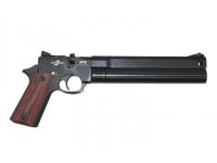 Пневматический пистолет Ataman АР16 стандарт металл black 4,5 мм вид справа