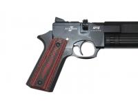 Пневматический пистолет Ataman АР16 стандарт металл black 4,5 мм рукоять №1