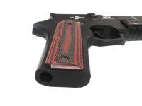 Пневматический пистолет Ataman АР16 стандарт металл black 4,5 мм рукоять №2