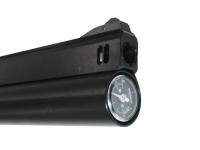 Пневматический пистолет Ataman АР16 стандарт металл black 4,5 мм манометр