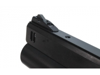 Пневматический пистолет Ataman АР16 стандарт металл black 4,5 мм мушка