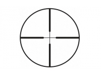 Оптический прицел Leupold VX-Freedom 3-9x50 Duplex, без подсветки, 26мм, матовый - сетка