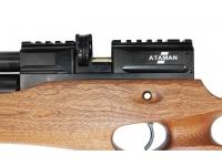 Пневматическая винтовка Ataman M2R Carbine Ergonomic 6,35 мм (магазин в комплекте)(966/RB-SL) гравировка