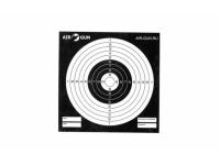 Подарочный набор ASG CZ P-09 Duty пулевой, blowback 4,5 мм - мишень