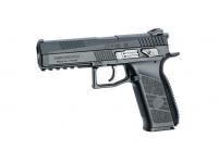 Подарочный набор ASG CZ P-09 Duty пулевой, blowback 4,5 мм - пистолет