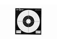 Подарочный набор ASG Dan Wesson VALOR 1911 4,5 мм - мишени