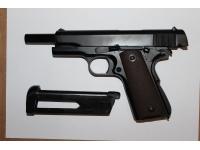Пара пистолетов KJ Works Blow-Back CO2 COLT 1911 + Beretta FS92
