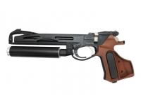 Пневматический пистолет МР-657-03 (PCP) 4,5 мм