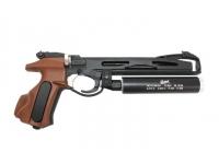 Пневматический пистолет МР-657-03 (PCP) 4,5 мм - вид справа