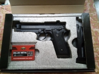 Cybergun GSG 92 fs auto 4.5mm
