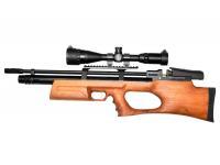 Пневматическая винтовка Kral Puncher breaker 3 орех 6,35 мм (модератор)